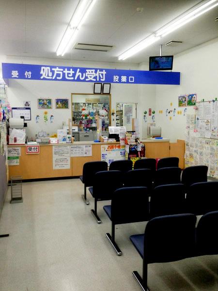 薬局くすりの福太郎 南流山店